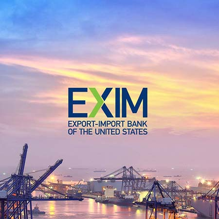 image of the EXIM Bank logo